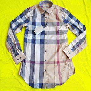 Burberry London Women's Casual Down Shirtt